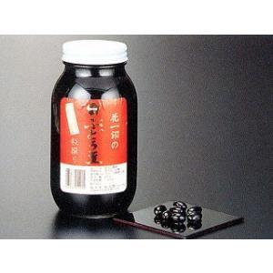 花一 ぶどう豆 瓶入 (固形量:600g 瓶込:約1.48k...