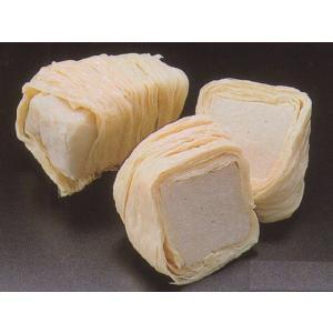 たぐり湯葉豆腐 12入 (手繰り たぐり ゆば 湯葉 胡麻豆腐) [冷凍]|yukawa-netshop