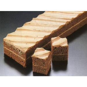 チョコレートケーキロング デザート (チョコレート ケーキ フリーカット) [冷凍]|yukawa-netshop