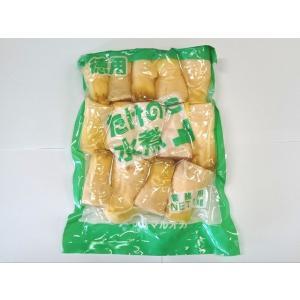 徳用 穂付 たけのこ 水煮 1kg 真空パック (約14〜16入 筍 竹の子 タケノコ ほつき) [冷蔵]|yukawa-netshop