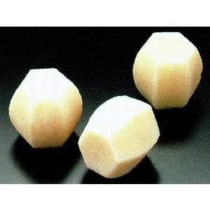 里いも六方 M 30個入 (里芋 さといも サトイモ 細工) [冷凍]|yukawa-netshop
