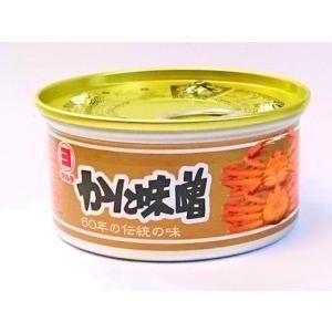 マルヨ かに味噌 缶 100g (蟹みそ カニミソ 缶詰 ) [常温]|yukawa-netshop
