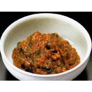 焼ねぎ 青唐みそ 1kg 業務用惣菜 (焼葱 あおとう 味噌) [常温]|yukawa-netshop