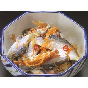 ままかり黒酢漬 1kg 業務用惣菜 (ママカリ) [冷凍]|yukawa-netshop