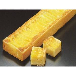 リンゴタルト【角型】 デザート (アップル タルト ケーキ フリーカット) [冷凍]|yukawa-netshop