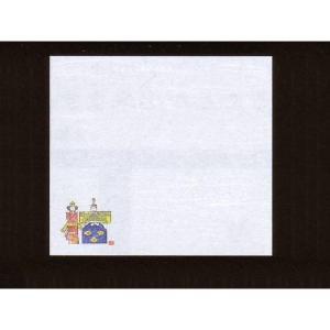 4寸雲竜敷紙 ひな祭り 100枚入 (3月 雛祭り 雲竜和紙) [常温限] yukawa-netshop