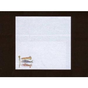 4寸雲竜敷紙 端午の節句  100枚入 (5月 こいのぼり 鯉幟 雲竜和紙) [常温限] yukawa-netshop