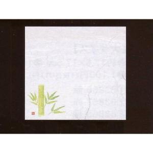 4寸雲竜敷紙 笹竹 100枚入 (ささたけ 雲竜和紙) [常温限]|yukawa-netshop