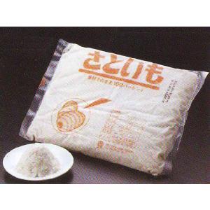 里芋ペースト 1kg (里いも さといも サトイモ) [冷凍]|yukawa-netshop
