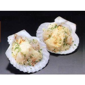 ミニ貝柱グラタン 12入 【オードブル】 [冷凍]|yukawa-netshop