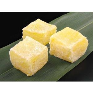 わらび餅 マンゴー 1kg (わらびもち 菴羅 業務用 和菓子) [冷凍]|yukawa-netshop