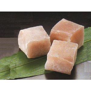 わらび餅 小豆 1kg (わらびもち あずき 業務用 和菓子) [冷凍]|yukawa-netshop