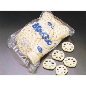 酢れんこん 白 M 1kg (φ約5.0〜6.0×0.7cm/枚 約70枚入 蓮根 レンコン 甘酢漬) [冷蔵]|yukawa-netshop