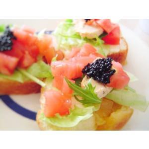 GABAN ランプフィッシュキャビア 黒 50g (梱包込:約140g ギャバン キャビア コピー 魚卵) [冷蔵]|yukawa-netshop