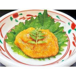 海味腸 50g 珍味 (うまし 日本三大珍味 からすみ うに このわた 塩漬) [冷凍]|yukawa-netshop