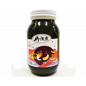 丹波産 ぶどう豆 3L 2ポンド瓶 (固形量:620g 国産...