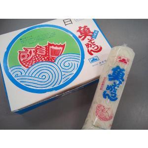 魚そうめん 【白】 100g×5本入 (梱包込:1.25kgすりみ すり身 素麺) [冷蔵]|yukawa-netshop