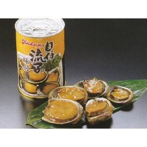貝付 流れ子 味付 缶詰 (内容総量:240g 国産 とこぶし 床節 流子) [常温]|yukawa-netshop