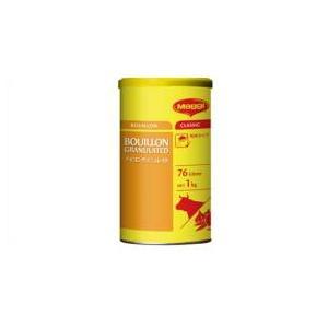 ネスレ マギーブイヨン グラニュレイト 1kg 缶 業務用 (粉末タイプ) [常温限]|yukawa-netshop