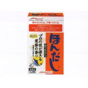 味の素 ほんだし かつおだし 1kg 【箱】 業務用 [常温限]|yukawa-netshop