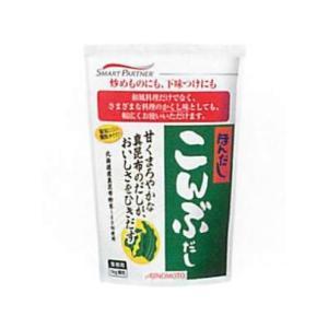 味の素 ほんだし こんぶだし 1kg 【袋】 業務用 [常温限]|yukawa-netshop