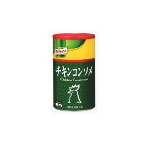 味の素 クノール チキンコンソメ 1kg 缶 業務用 [常温限]|yukawa-netshop