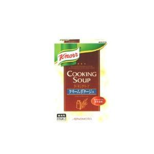 味の素 クノール クリームポタージュ 1kg 業務用 (粉末 クッキングスープ) [常温限]|yukawa-netshop
