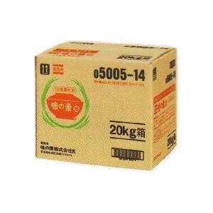 味の素 S 20kg 箱 (味の素KK あじのもと 箱入り 業務用) [常温限]|yukawa-netshop
