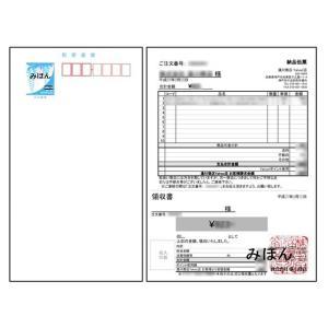 【領収書控】 郵送料金 ミニレター発送+62円 (郵便書簡 印刷物郵送希望時 発送オプション) [常温]|yukawa-netshop