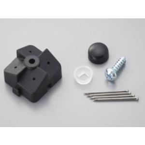 ◆サイズ:本体 約25.4×25.4×12mm ◆対応厚:有孔ボード4mm〜5.5mm ◆対応穴:5...