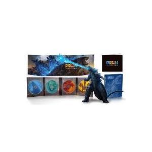 (即納分) ゴジラ キング・オブ・モンスターズ 完全数量限定生産4枚組/S.H.MonsterArts GODZILLA[2019] Poster Color Ver. 同梱 Blu-ray