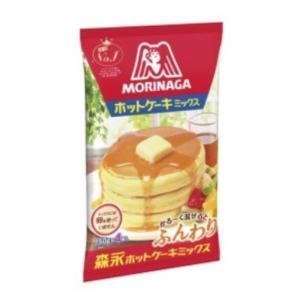(在庫あり) 即納分 森永製菓 ホットケーキミックス 600g(150g x4袋入)  送料無料
