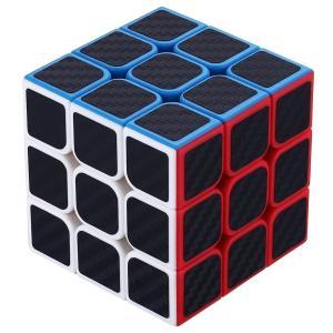FTZero ルービックキューブ 競技専用 スピードキューブ 3x3x3 立体パズル 回転スムーズ ...