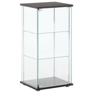 4面 ガラス コレクションケース 3段  <ガラス 透明 フィギュア コレクション 趣味 ディスプレイ 収納 飾る ラック キャビネット 人気 BOX 96049> yukimi-kagu 02