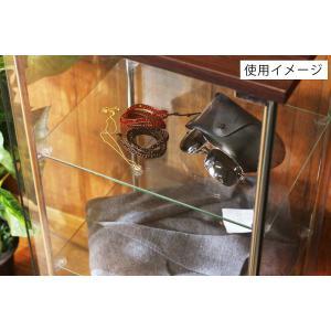 4面 ガラス コレクションケース 3段  <ガラス 透明 フィギュア コレクション 趣味 ディスプレイ 収納 飾る ラック キャビネット 人気 BOX 96049> yukimi-kagu 15
