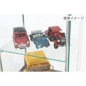 4面 ガラス コレクションケース 3段  <ガラス 透明 フィギュア コレクション 趣味 ディスプレイ 収納 飾る ラック キャビネット 人気 BOX 96049> yukimi-kagu 07