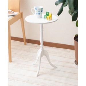 サイドテーブル3030WHホワイト