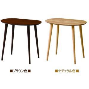 コンソールテーブル高さ56センチ高ソファサイドテーブルTINAHT600の写真