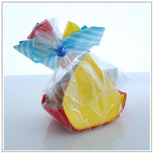 お中元や夏のギフトにクッキー・焼き菓子詰め合わせ「ころりんヨット 赤」 799円 yukiusagi 03