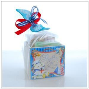 お中元や夏のギフトにクッキー・焼き菓子詰め合わせ「白くま海兵」 1263円|yukiusagi|02