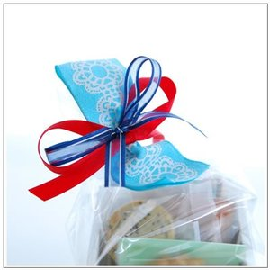 お中元や夏のギフトにクッキー・焼き菓子詰め合わせ「白くま海兵」 1263円|yukiusagi|04