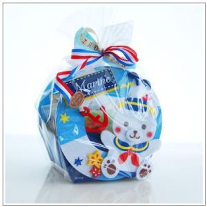お中元や夏のギフトにクッキー・焼き菓子詰め合わせ「マリンベア」 1717円|yukiusagi|02