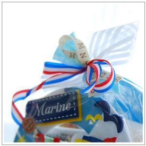 お中元や夏のギフトにクッキー・焼き菓子詰め合わせ「マリンベア」 1717円|yukiusagi|03
