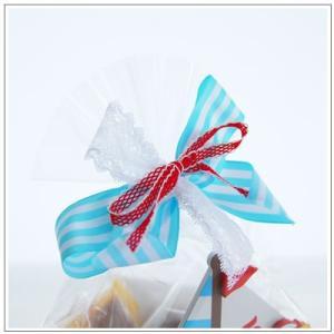 お中元や夏のギフトにクッキー・焼き菓子詰め合わせ「一緒に海に行こうよ!」 1749円 yukiusagi 03