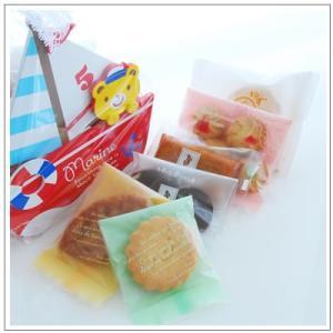 お中元や夏のギフトにクッキー・焼き菓子詰め合わせ「一緒に海に行こうよ!」 1749円 yukiusagi 05