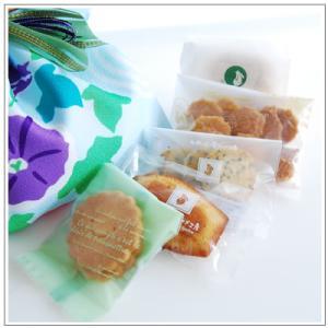 お中元や夏のギフトにクッキー・焼き菓子詰め合わせ「朝顔」 1350円|yukiusagi|04