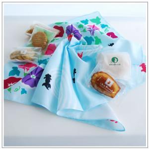 お中元や夏のギフトにクッキー・焼き菓子詰め合わせ「朝顔」 1350円|yukiusagi|06
