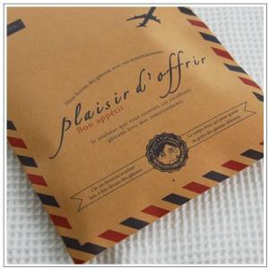 秋のクッキー焼き菓子詰め合わせ「Letter Flights」 683円|yukiusagi|03