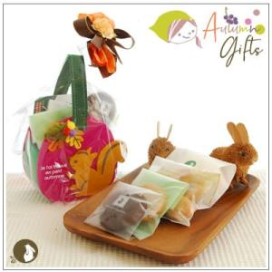秋のクッキー焼き菓子詰め合わせ「キャル りす」 1198円|yukiusagi