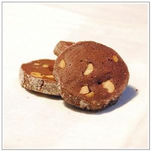 焼菓子:カシューココアクッキー|yukiusagi
